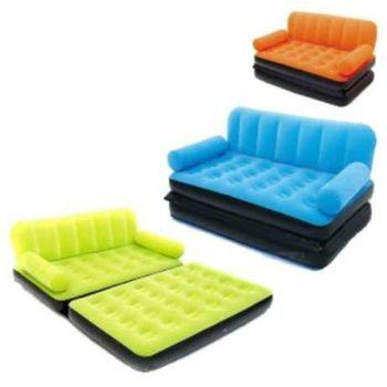 купить Диван надувной Multi-Max 191х97х64 см 67356 в Кишинёве