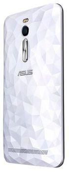 """cumpără Smartphone ASUS ZE551ml ZenFone 2 Deluxe 5.5"""", 4GB/16GB (White) în Chișinău"""