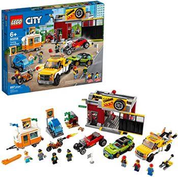 LEGO City Тюнинг-мастерская, арт. 60258