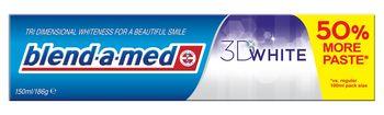 купить Blend-a-med зубная паста 3D White, 150ml в Кишинёве