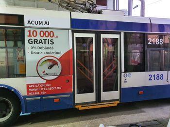 cumpără Вертикальный лайт-бокс на транспорте în Chișinău