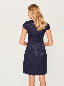 Платье MOHITO Темно синий vr274-95x