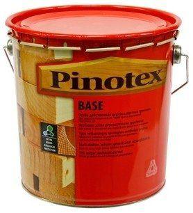 Pinotex Грунтовка Pinotex Base Бесцветная 3л