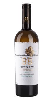 "Vinuri de Comrat 98 Hectares ""Sauvignon Blanc""  sec alb,  0.75 L"