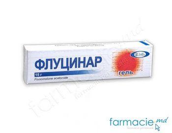 купить Флуцинар, гель 0,025% 15г в Кишинёве