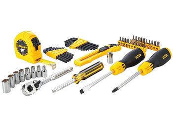 купить Набор инструментов Stanley 51 предмет STMT0-74864 в Кишинёве