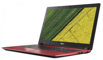 "купить ACER Aspire A315-31 Oxidant Red (NX.GR5EU.007) 15.6"" HD (Intel® Celeron® Dual Core N3350 up to 2.40GHz (Apollo Lake), 4Gb DDR3 RAM, 1.0TB HDD, Intel® HD Graphics 500, w/o DVD, WiFi-AC/BT, 2cell, 0.3MP CrystalEye webcam, RUS, Linux, 2.1kg) в Кишинёве"
