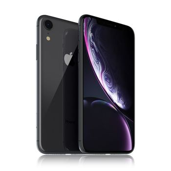 купить Apple iPhone XR 256GB, Black в Кишинёве