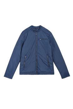 Куртка TOP SECRET Синий SKU0780NI