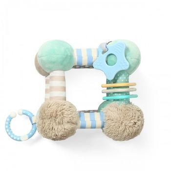 купить Развивающая игрушка Babyono Cube mint в Кишинёве