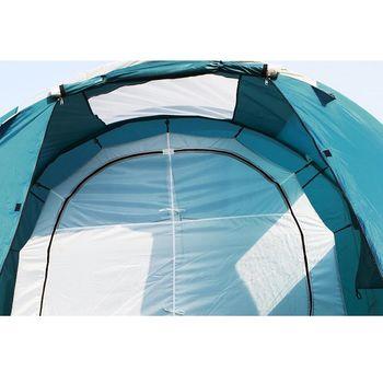 Палатка 4-местная (305+95)х255х180см FAMILY DOME 4