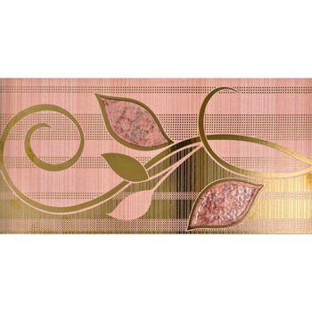 Latina Ceramica Декор Lena Rosa 25x50см
