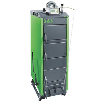 Твердотопливный котёл SAS UWT 12 кВт