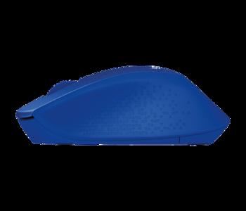 Wireless Mouse Logitech M330 Silent Plus, Blue