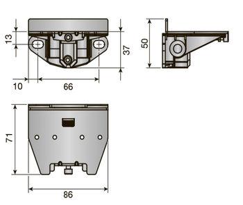 Suport ATLAS 2 mm INDAUX