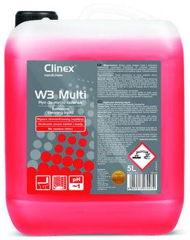 Clinex W3 Multi 5л  для туалетов и ванных комнат
