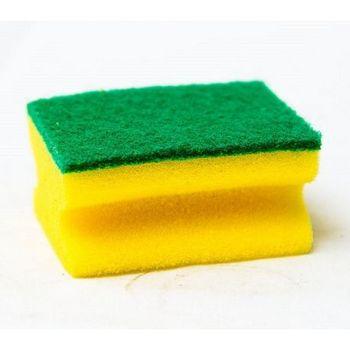 купить Губки для мытья посуды STAR Scrubber Sponges with Grip 5шт в Кишинёве