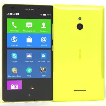 Nokia XL Yellow 2 SIM (DUAL)