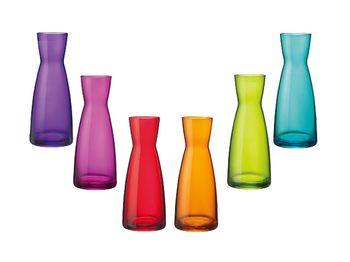 Графин-ваза Ypsilon 0.5l, разных цветов