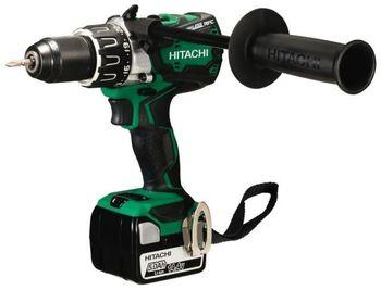 купить Аккумуляторная дрель-шуруповерт Hitachi DS14DBL2-RJ в Кишинёве