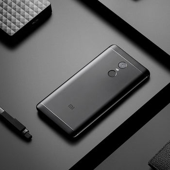 "купить 5.0"" Xiaomi RedMi 4X 32GB Mate Black 3GB RAM, Qualcomm Snapdragon 435 Octa-core 1.4GHz, Adreno 505, DualSIM, 5"" 720x1280 IPS 296 ppi, microSD, 13MP/5MP, LED flash, 4100mAh, FM, WiFi, BT4.2, LTE, Android 6.0.1 (MIUI8), Infrared port, Fingerprint в Кишинёве"