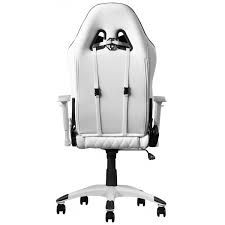 Игровое кресло AKRacing California Laguna White,