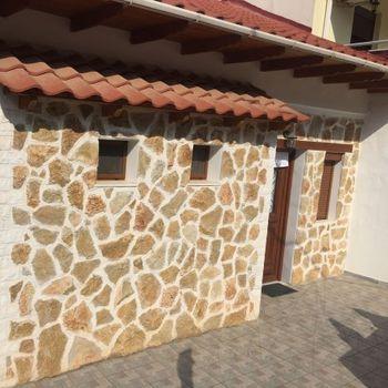 купить Полигональный известняк Сельский камень Браун в Кишинёве
