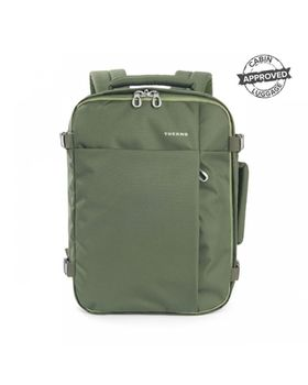 "15.6"" Рюкзак для ноутбука Tucano Tugo M (cabin luggage), Green"