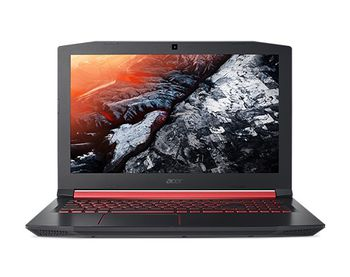 "ACER Nitro AN515-31 Shale Black (NH.Q2QEU.007) 15.6"" FullHD (Intel® Quad Core™ i5-7300HQ 2.50-3.50GHz (Kaby Lake), 8Gb DDR4 RAM, 1.0TB HDD, GeForce® GTX 1050Ti 4Gb DDR5, w/o DVD, WiFi-AC/BT, 4cell, 720P HD Webcam, RUS, Backlit KB, Linux, 2.7kg)"