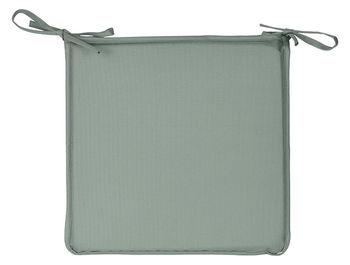 Подушка для стула/табурета H&S 40X40cm, H2.5cm, зеленый