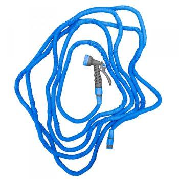 купить Растягивающийся шланг TRICK HOSE 7,5-22 м, голубой, WTH722BL в Кишинёве