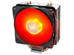 "AC Deepcool ""GAMMAXX 400 V2 (RED)"" (<27,8 дБА, 64,5 куб. Фут / мин, 120 мм красный светодиод, ШИМ, 130 Вт, 606 г.)"