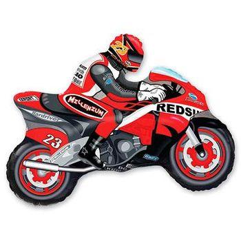 купить Мотоциклист Красный в Кишинёве