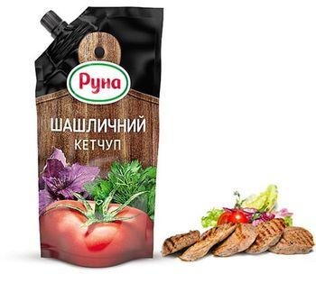 """купить Кетчуп """"Шашлычный"""" RUNA в Кишинёве"""