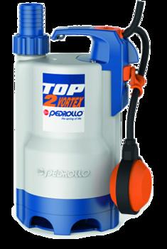 Дренажный электронасос Pedrollo TOP 2 Vortex 0.37 кВт