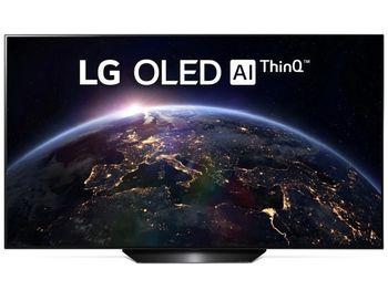 "55"" OLED TV LG OLED55B9SLA, Black (3840x2160 UHD, SMART TV, DVB-T2/C/S2)"