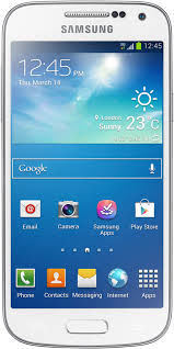 Samsung I9195 Galaxy S4 mini White (4G)