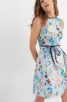Платье ORSAY Голубой 471313