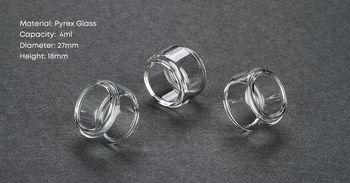 купить EXVAPE Expromizer V4 RTA Bubble Pyrex Glass Tube 4ml в Кишинёве