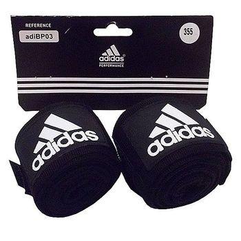 купить Бинты для бокса BOXING HANDWRAPS ADIBP03C BLACK  355 CM в Кишинёве