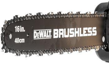 Цепная пила аккумуляторная DeWalt DCM575X1 Li-Ion