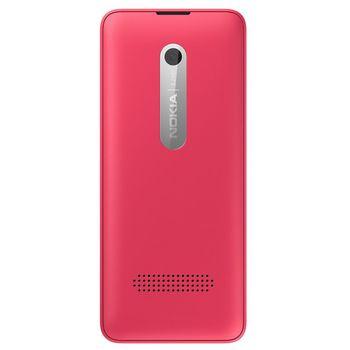 Nokia 301 2 SIM (DUAL) Fuchsia