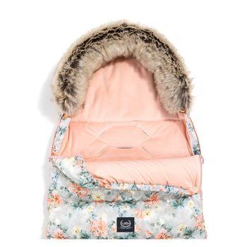 купить Конверт в коляску La Millou Uni Blooming boutique & Powder Pink в Кишинёве