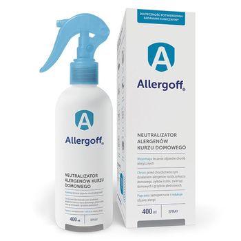 cumpără Allergoff Spray 400ml N1 în Chișinău