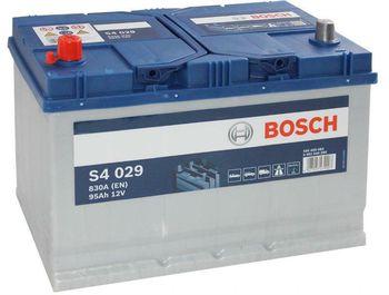 Bosch S4 12V 95Ah 830EN 306x173x225 +/-