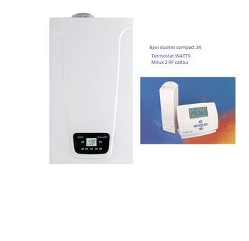 купить Газовый котел Baxi condens  Duo-tec Compact 24 в Кишинёве