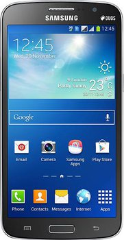Samsung G7102 Galaxy Grand 2 Black 2 SIM (DUOS)