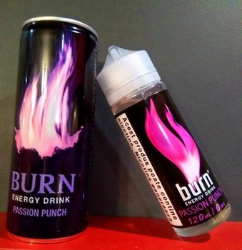 купить Burn 120 ml в Кишинёве