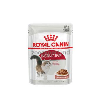 купить Royal Canin INSTINCTIVE (В СОУСЕ) 85 gr в Кишинёве