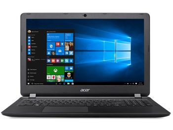"ACER Aspire ES1-533 Midnight Black (NX.GFTEU.034) 15.6"" HD (Intel® Pentium® Quad Core N4200 up to 2.50GHz (Apollo Lake), 4Gb DDR3 RAM, 1.0TB HDD, Intel® HD Graphics 505, w/o DVD, CardReader, WiFi-AC/BT, 3cell, 0.3MP Webcam, RUS, Linux, 2.4kg)"